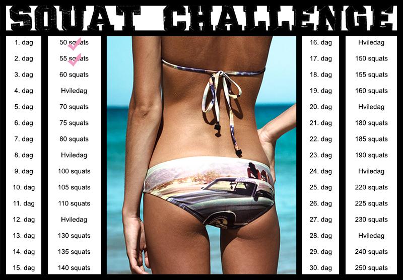 Squat-challenge