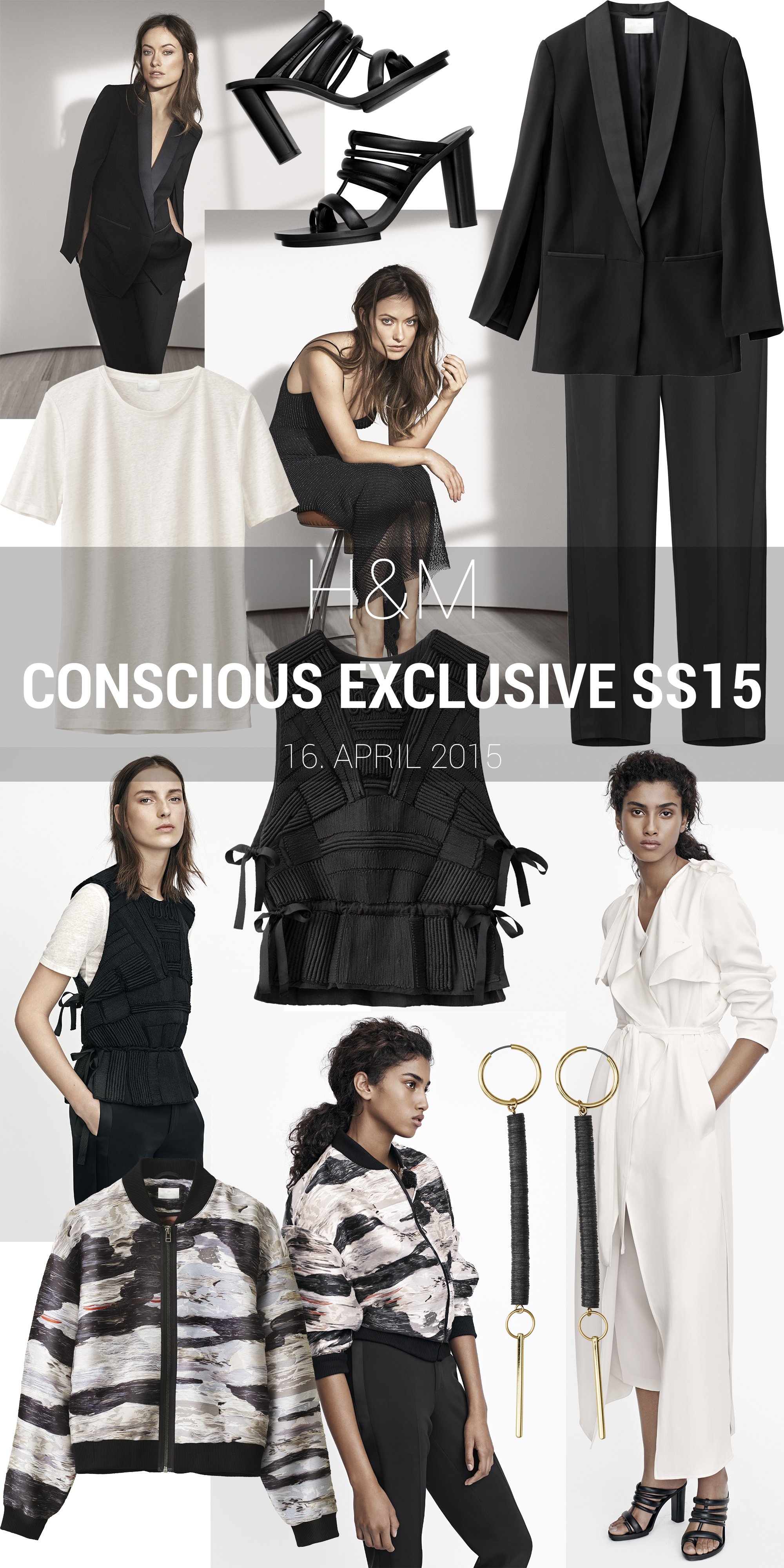 H&M Conscious Exclusive SS15