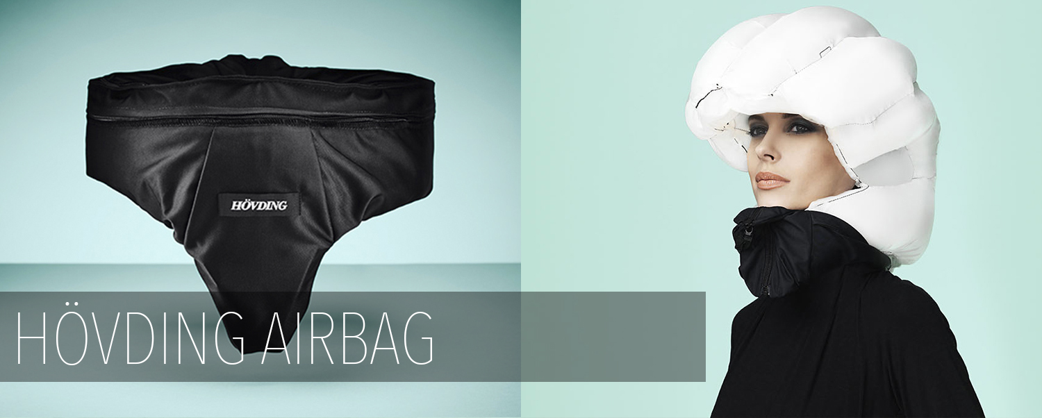Hövding Airbag For Cyclists