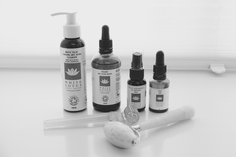White Lotus produkter