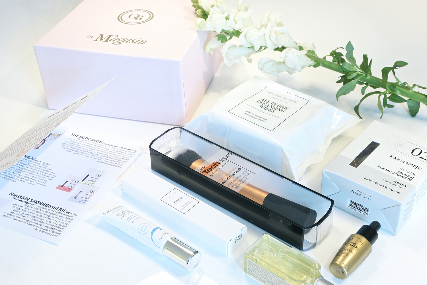 Goodiebox by Magasin