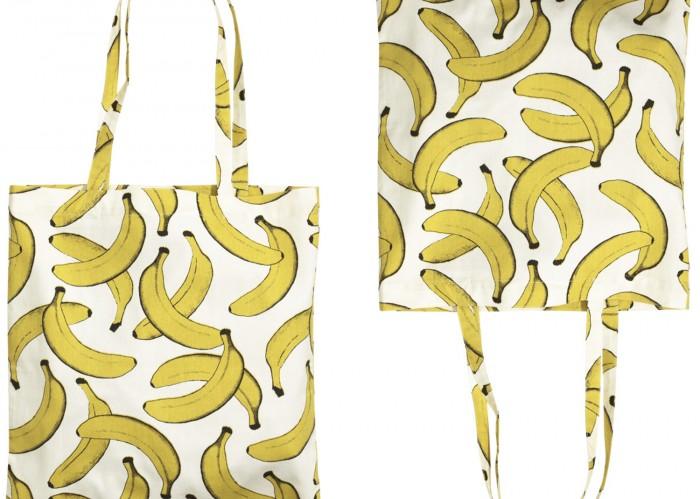 H&M Shopper Banan
