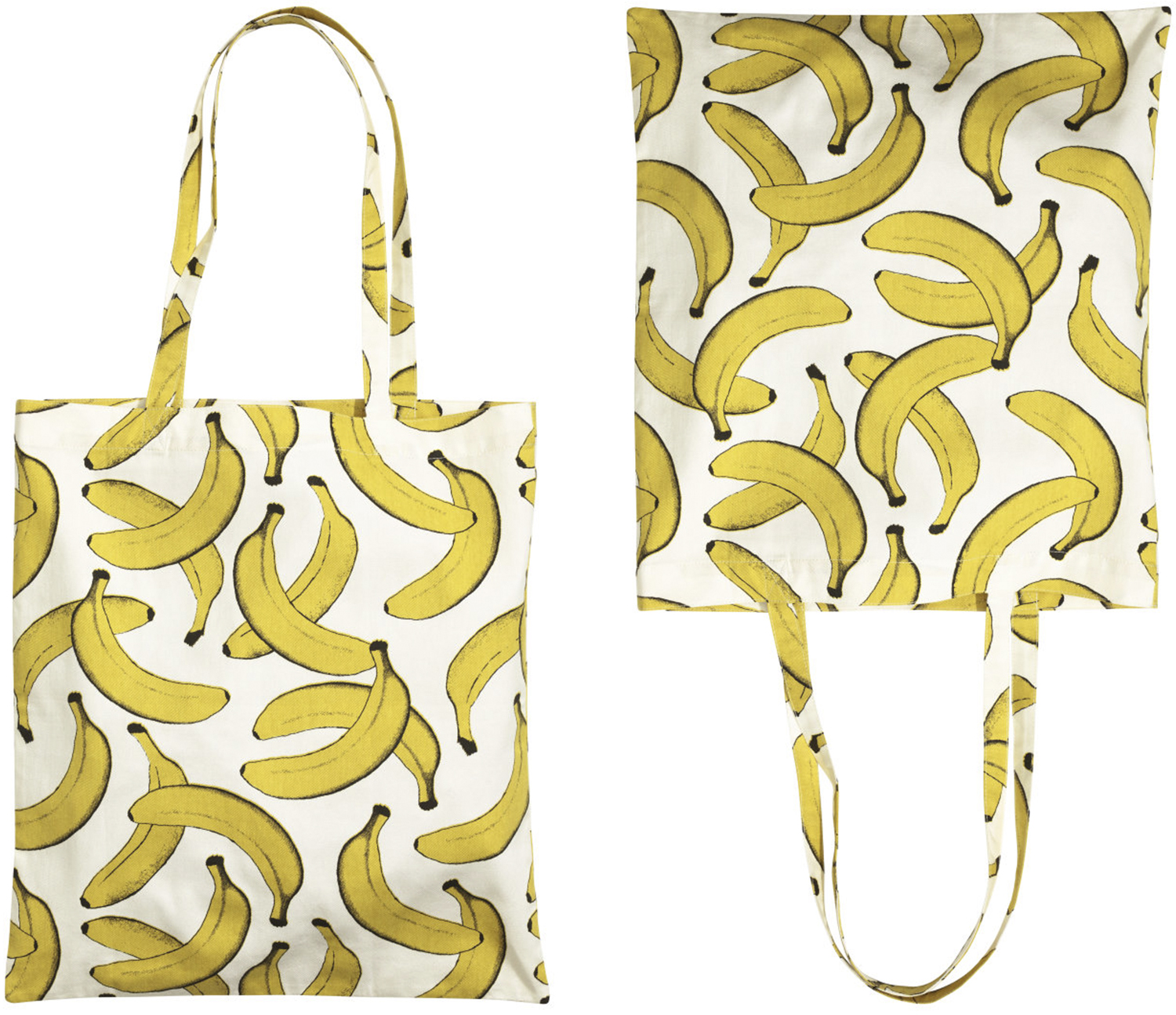 H&M Shopper Banan