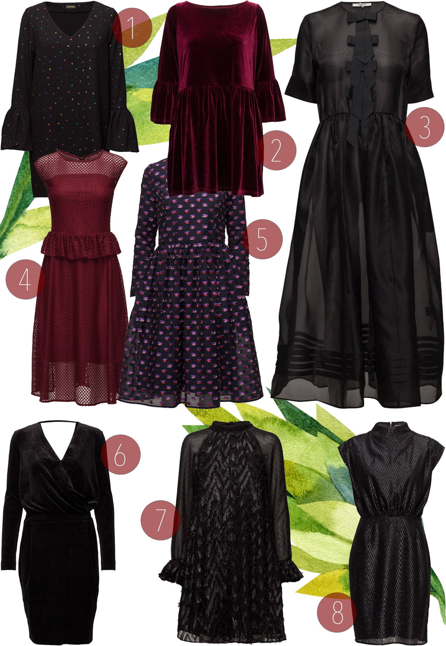 Christmas Party Dresses 1