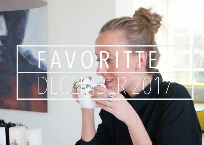 Favoritter december 2017