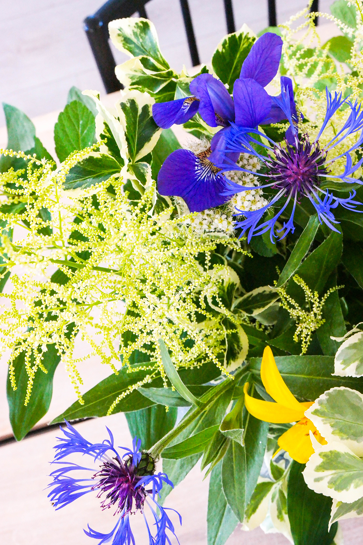 Blomsterbuket
